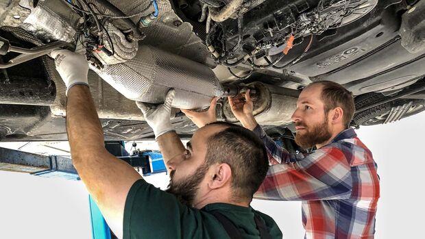Report: Diesel-Fahrverbote