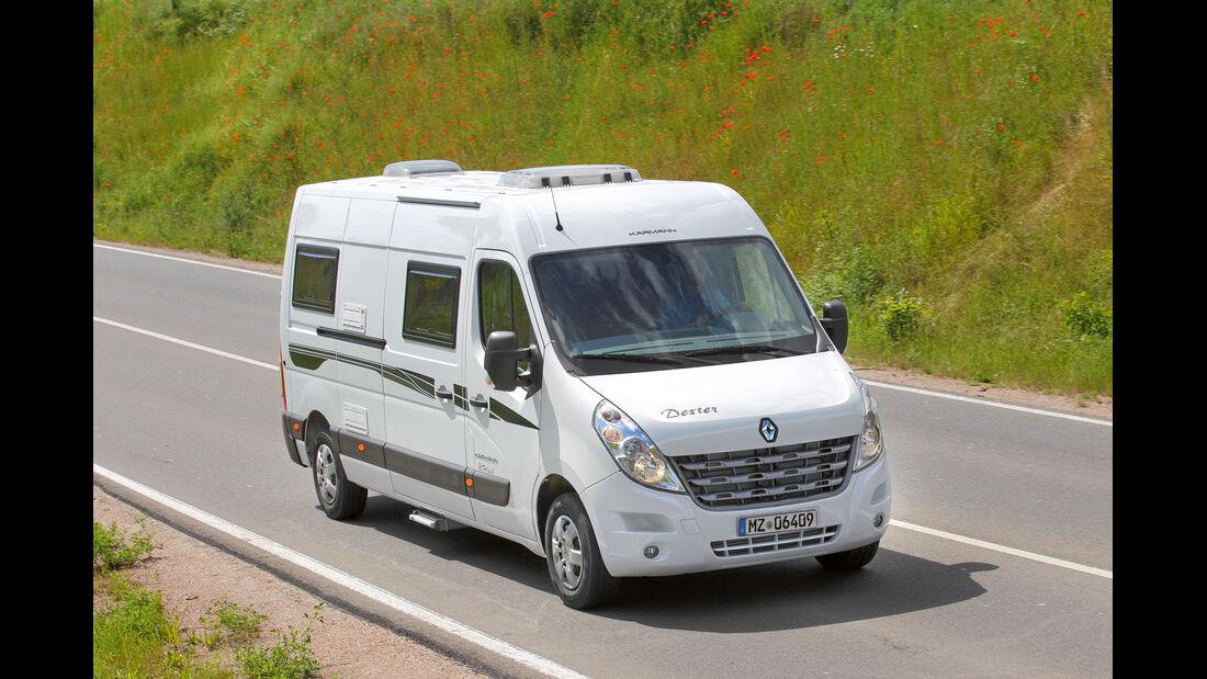 Report: Günstige Reisemobile