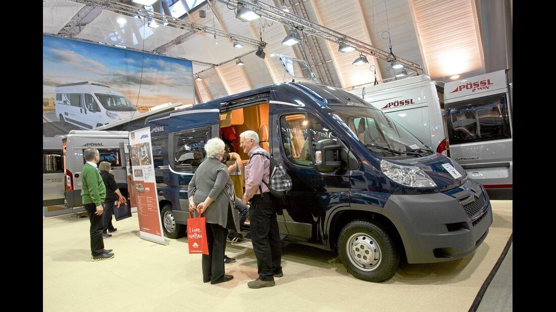 Report: Reisemobil-Bestseller