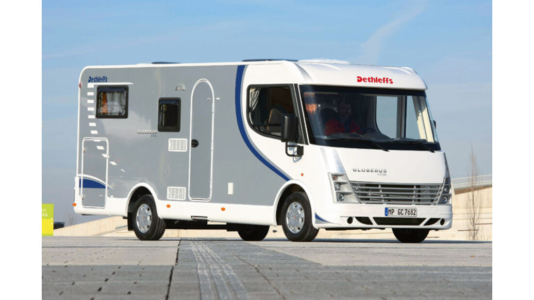 Report: Reisemobil-Schnäppchen