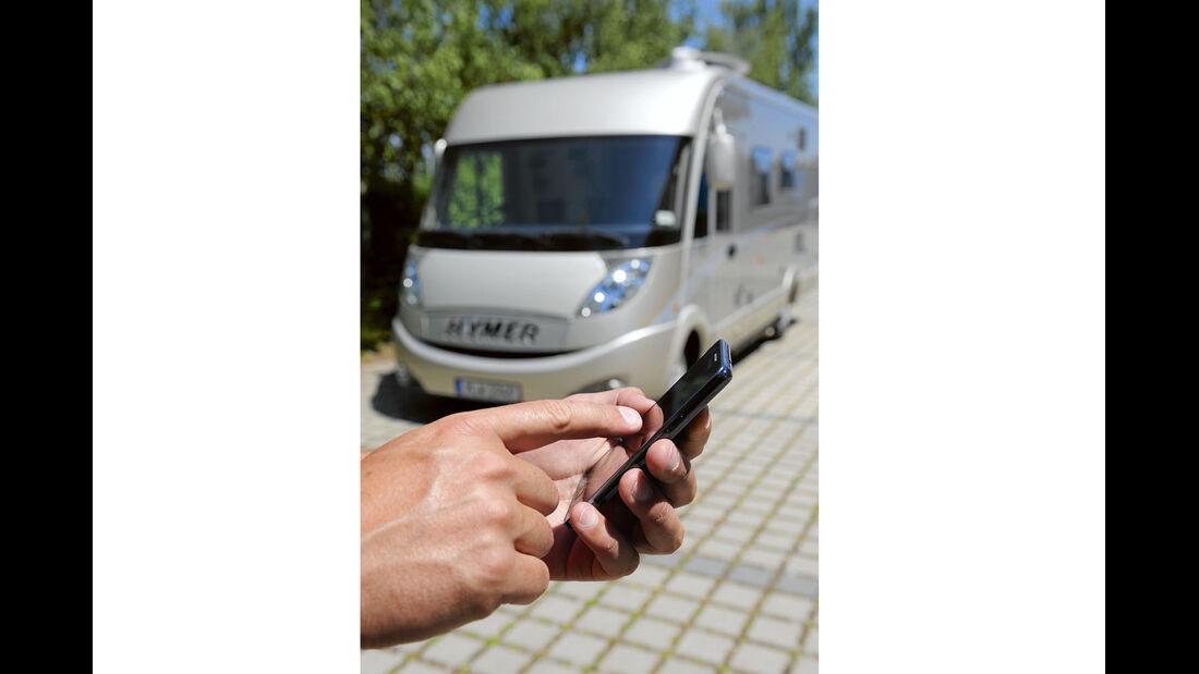 Report: Reisemobile bedienen