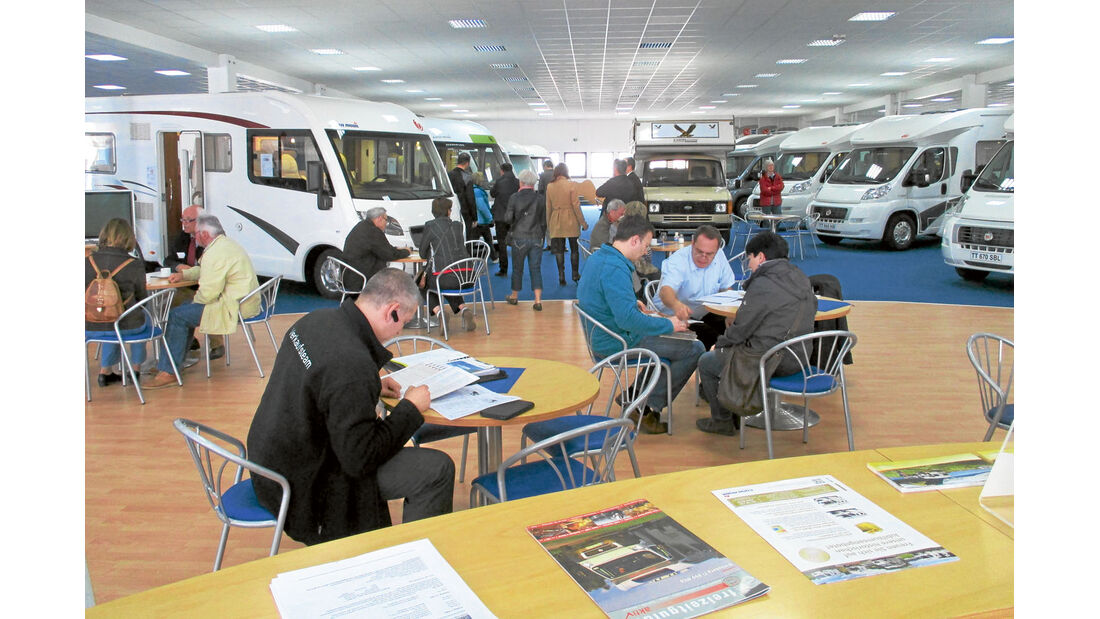 Report: Service-Zentren der Hersteller