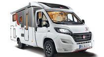 Report Sondermodelle Buerstner Travelvan