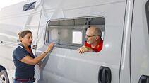 Reportage: So entsteht ein Campingbus