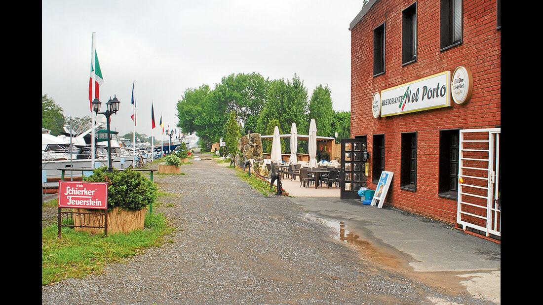 Restaurant Stellplatz Seelze