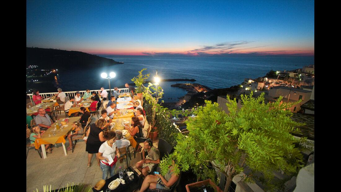 Restaurant in Peschici
