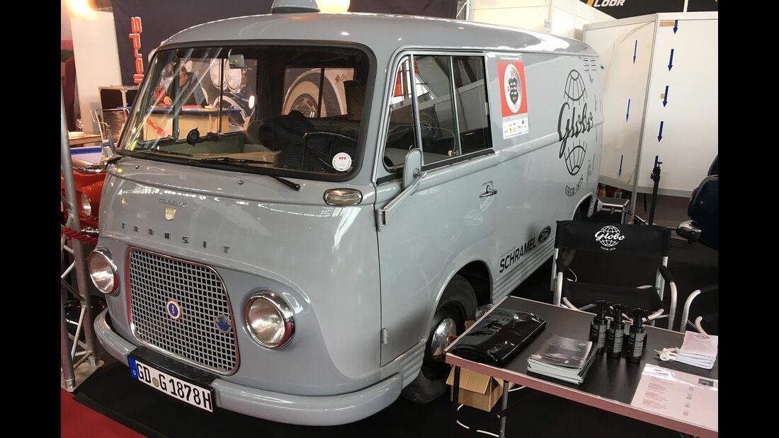 Retro Classics Campingfahrzeuge (2018), Ford Transit