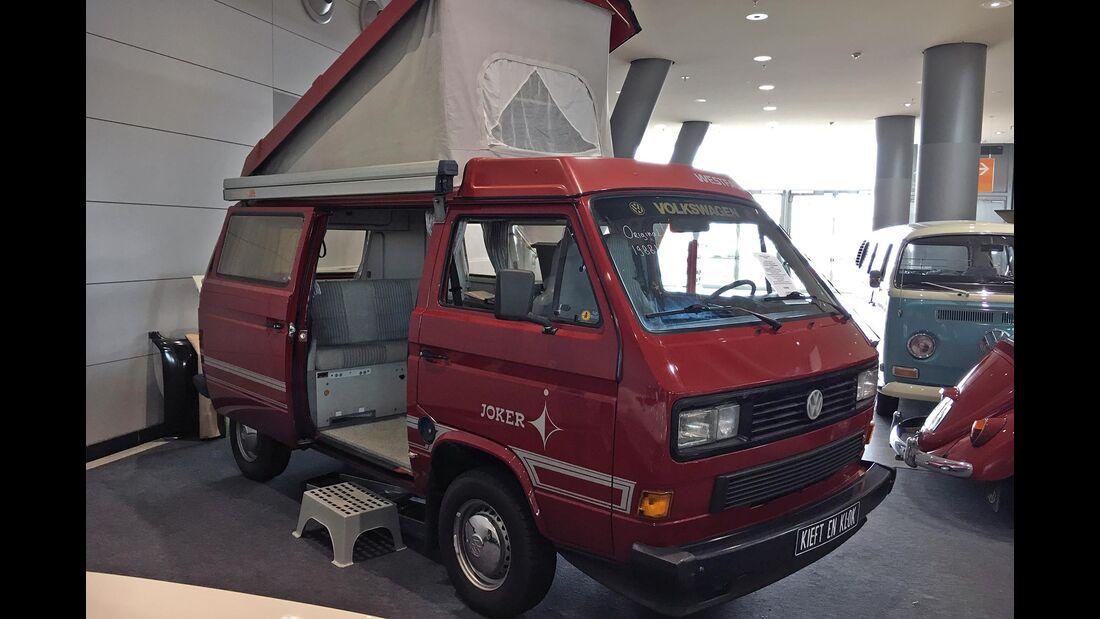 Retro Classics Campingfahrzeuge (2018), VW T 3
