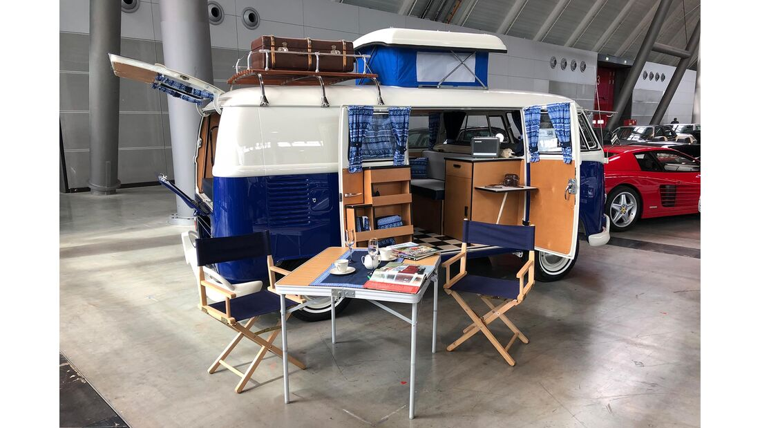 Retro Classics Campingfahrzeuge (2018), VW T1