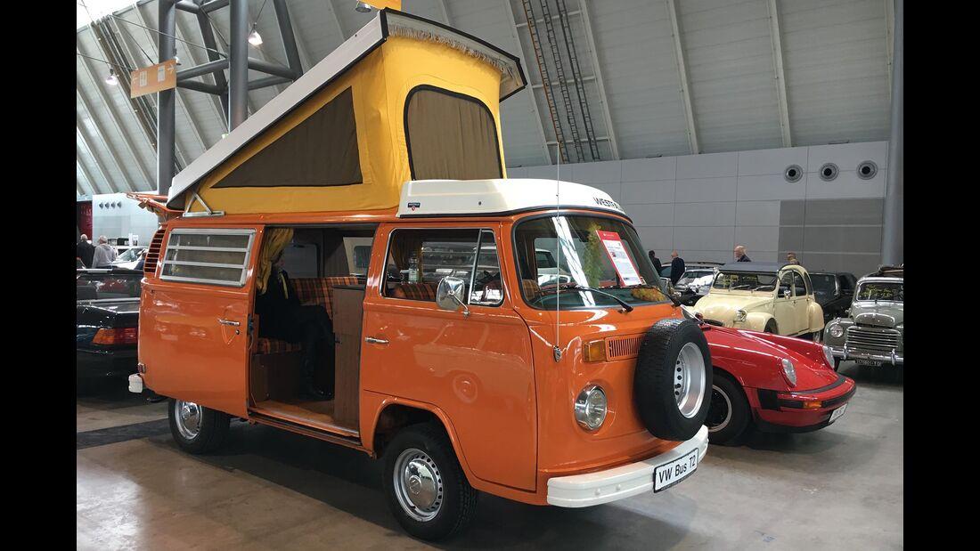 Retro Classics Campingfahrzeuge (2018), VW T2