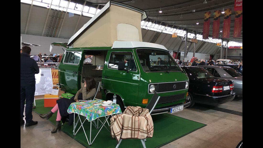 Retro Classics Campingfahrzeuge (2018), VW T3