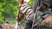 Ritterspiele und Mittelaltermärkte