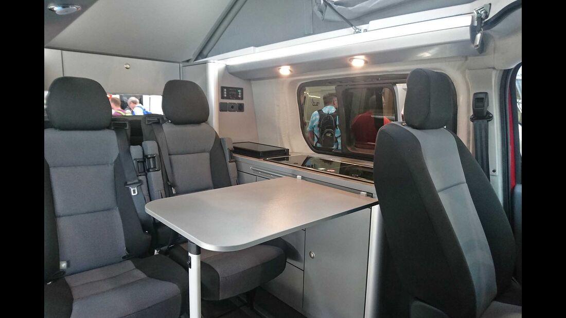 Roadcar Campy (2018) Caravan Salon 2017