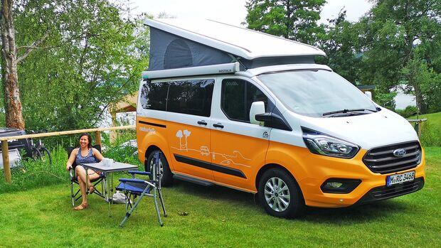 Roadsurfer Campervan-Verleih