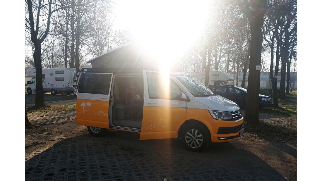 Roadsurfer Camping Milano