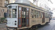 Roadsurfer Mailand Straßenbahn