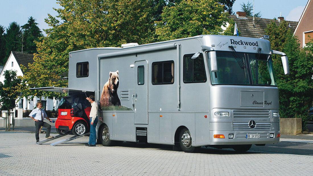 Rockwood Classic Royal Caravan Salon 2003