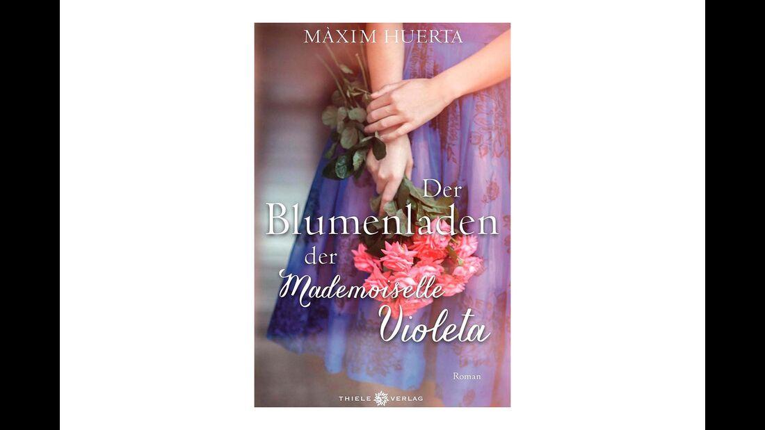 Roman Der Blumenladen der Mademoiselle Violeta