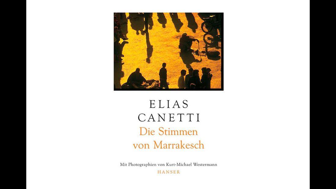 Roman Die Stimmen von Marrakesch