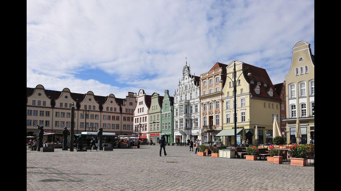 Rostock Marktplatz