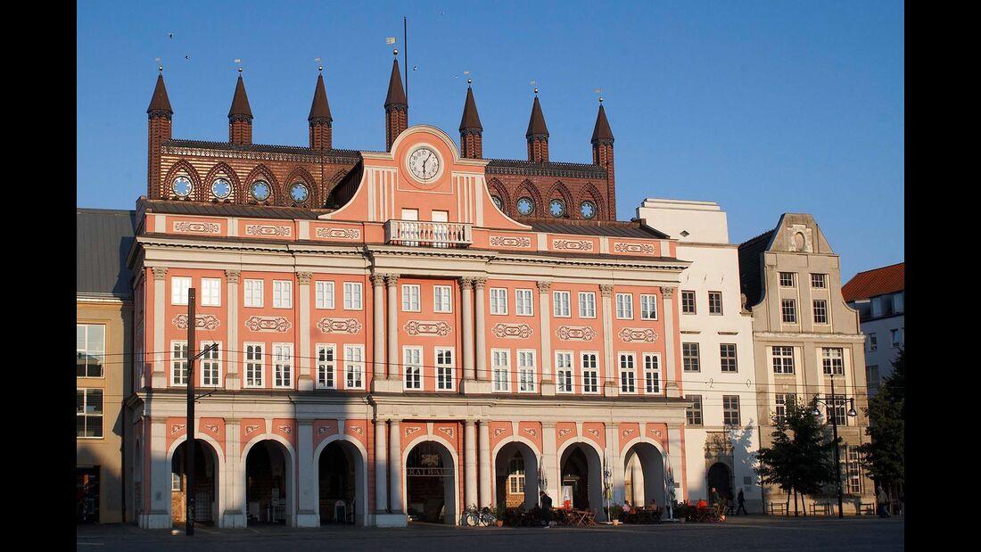 Rostock Rathaus