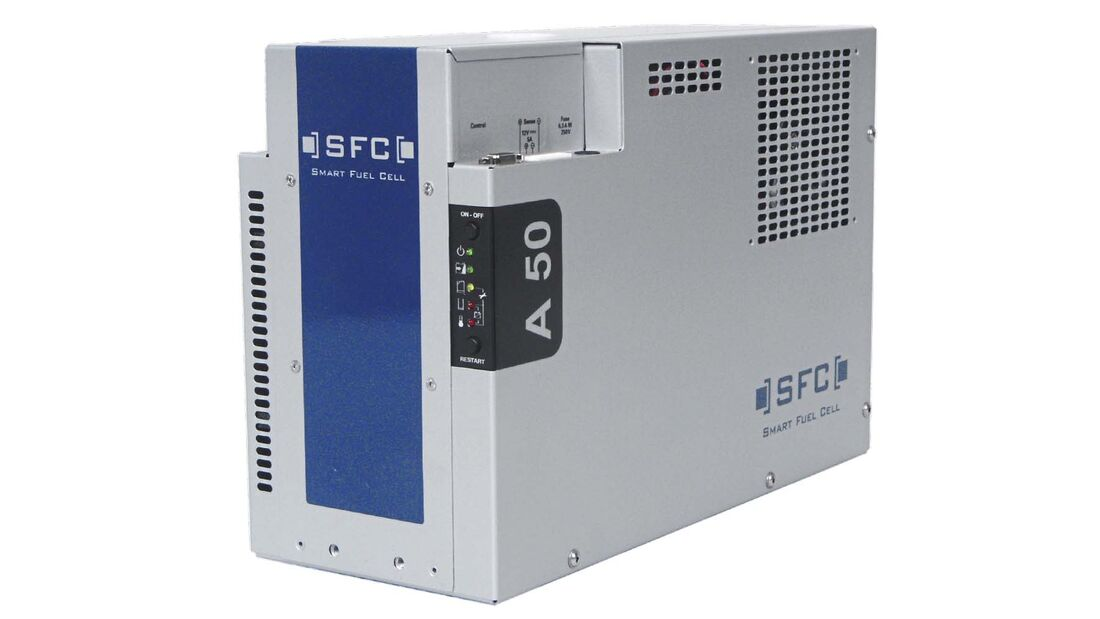 SFC A50 Brennstoffzelle