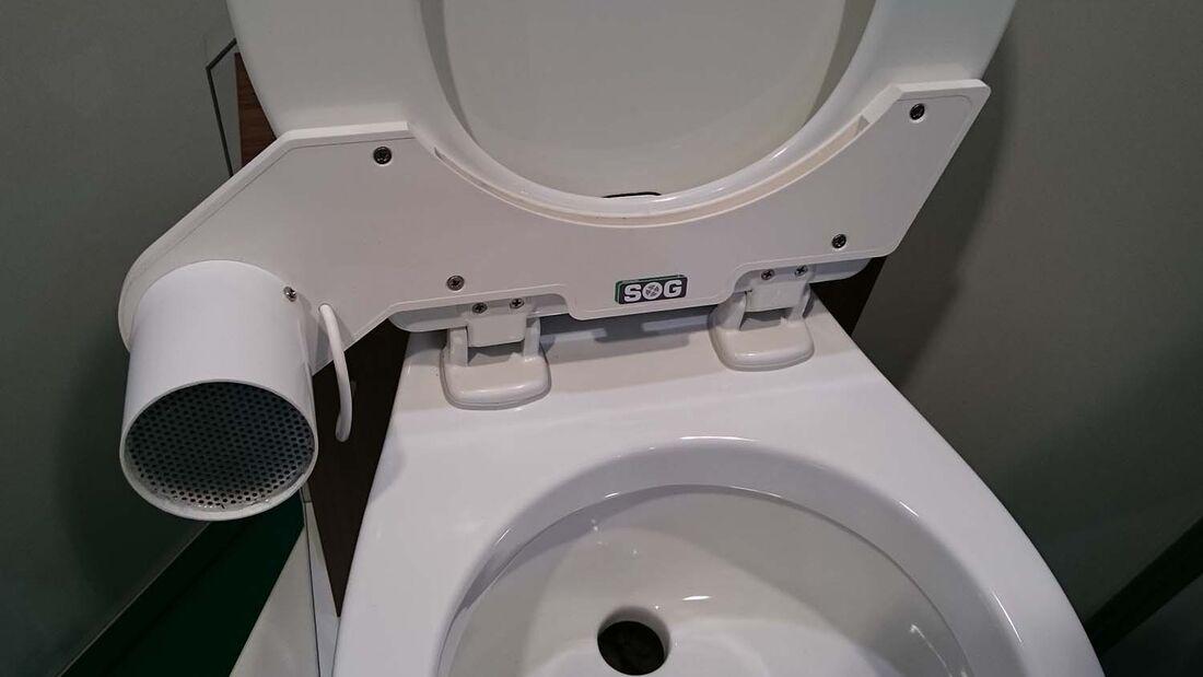 SOG für Zerhackertoiletten