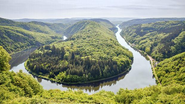 Saarland-Radweg