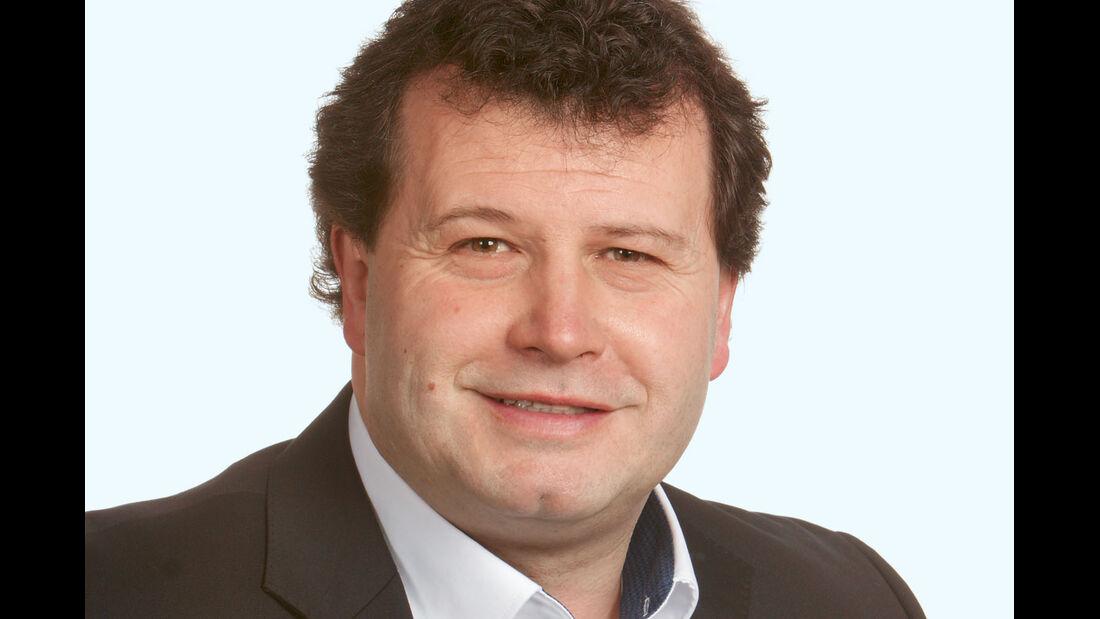 Sales Manager Dominik Dahmer