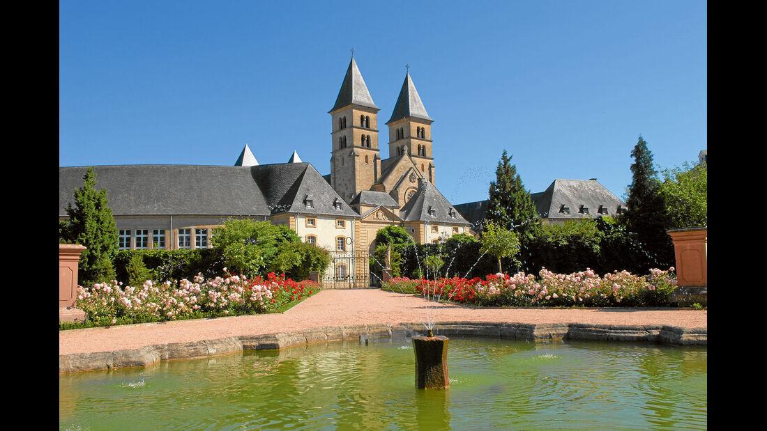 Sankt-Willibrord-Basilika in Echternach.