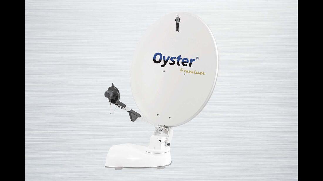 Sat-Anlage Oyster