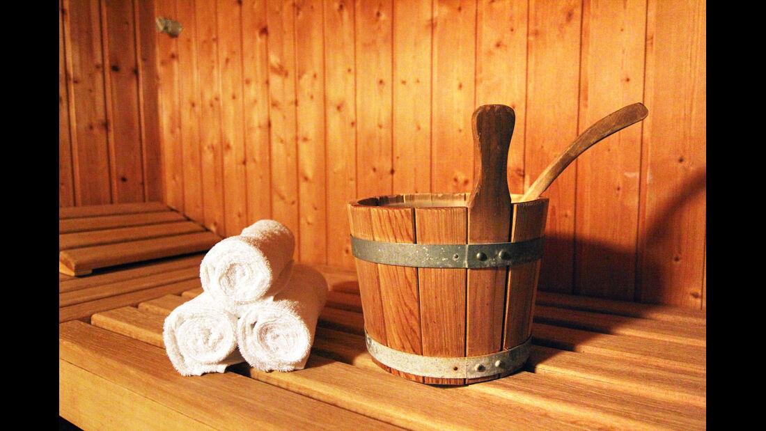 Sauna-Zubehör