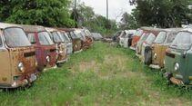Scheunenfund 55 VW T2 Bulli