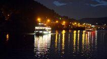 Schifffahrt Neckar