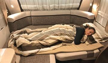 Schlafkomfort Notbett