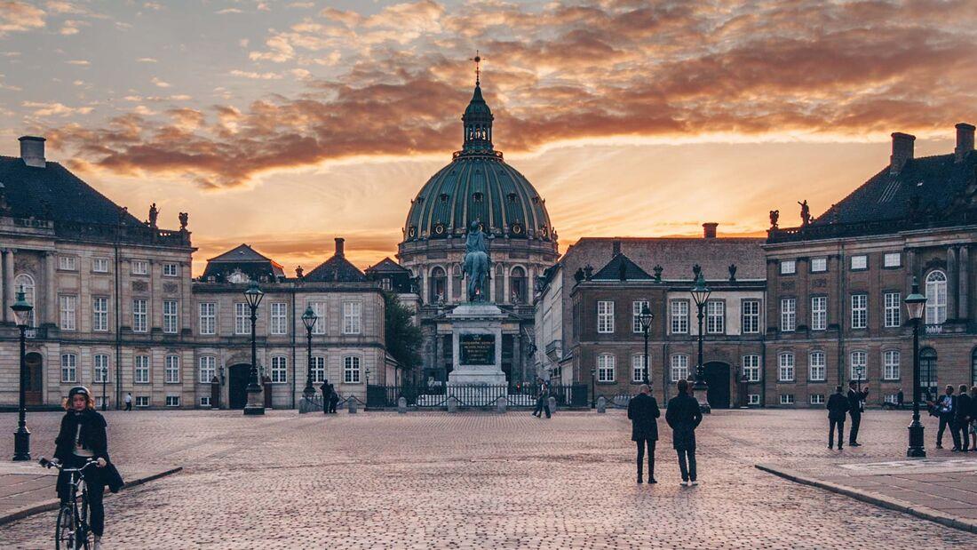Schloss Amalienborg