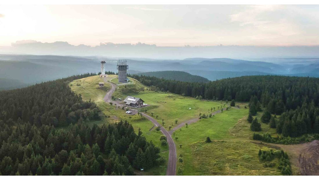 Schneekopf - Thüringer Wald
