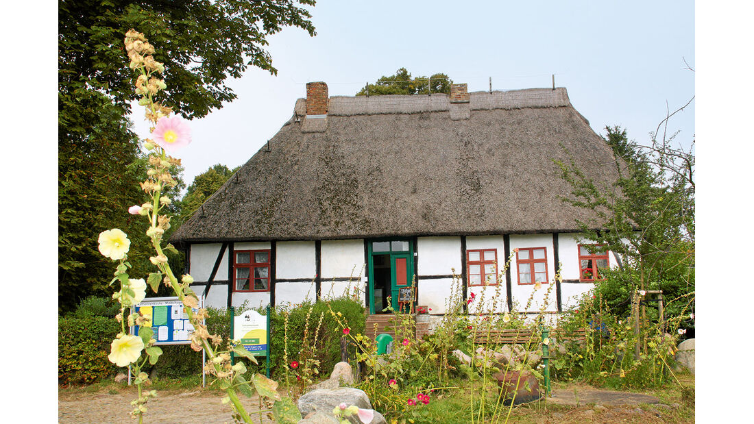 Schulmuseum von Middelhagen.