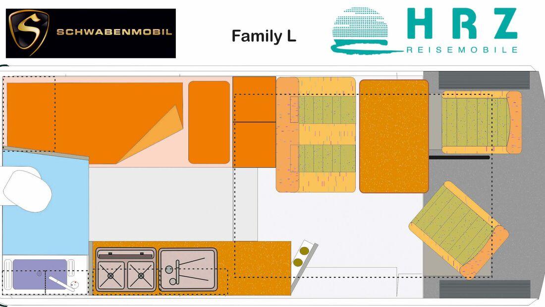 Schwabenmobil Florida Family L