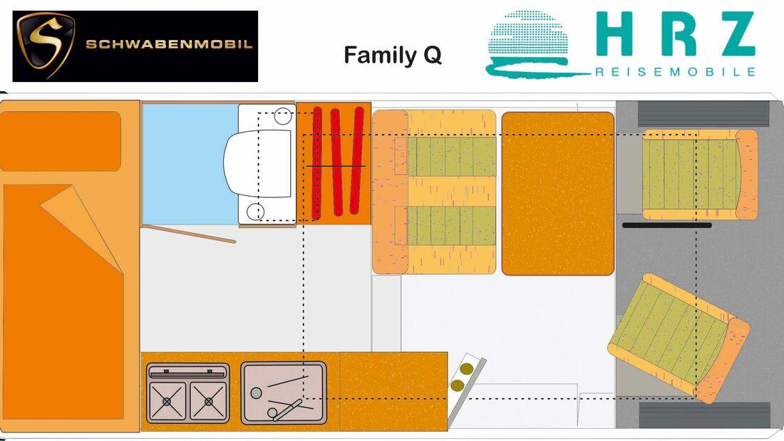 Schwabenmobil Florida Family Q