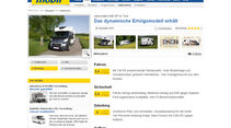 Scrennshot Promobil Supercheck