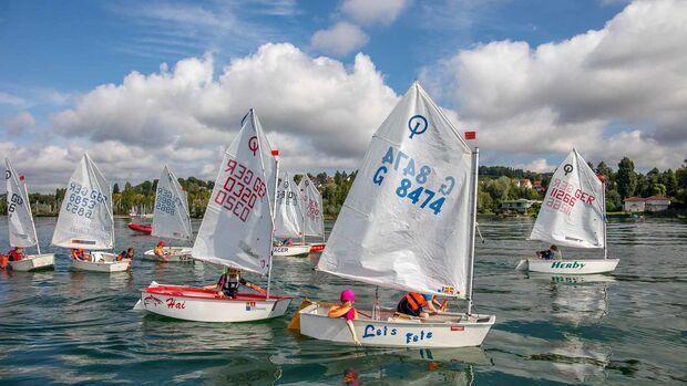 Segelschule Bodensee