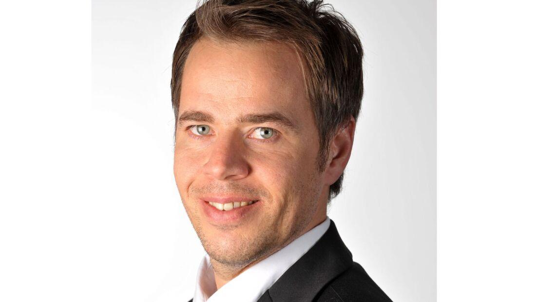 Seit 1. Mai ist Markus Horn (40) verantwortlich für den Markenauftritt von Hymer in Bad Waldsee. Er folgt auf Bernhard Kibler (39).