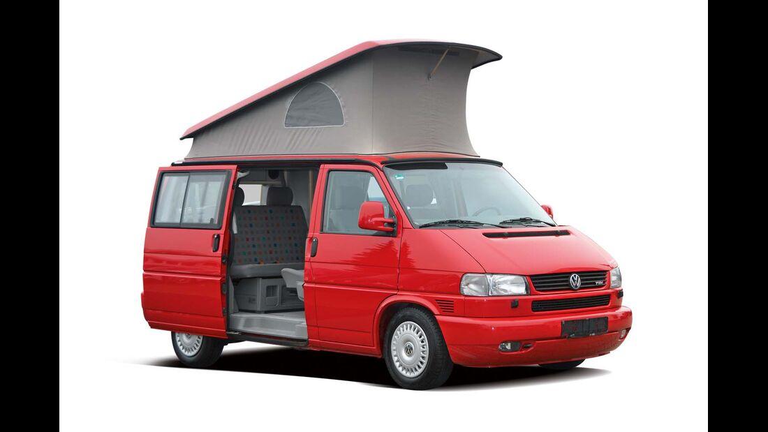 Seit 13 Jahren wird der VW California auf T4-Basis nicht mehr gebaut und ist doch als Gebrauchter so gefragt wie selten zuvor.