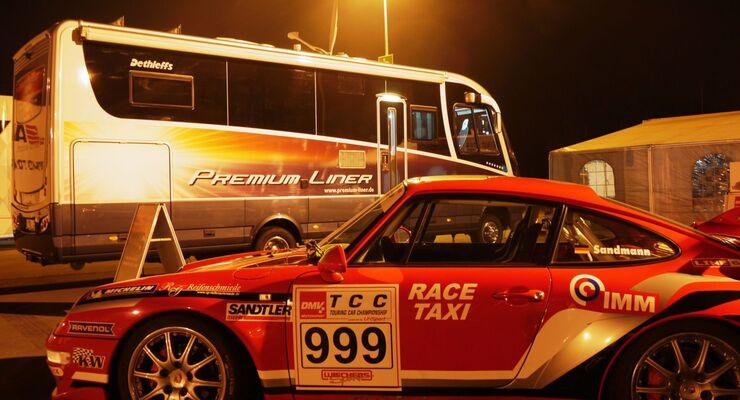 Seit dieser Saison ist Dethleffs aus Isny offizieller Serien-Partner der DMV TCC (Deutscher Motorsport Verband – Touring Car Championship).
