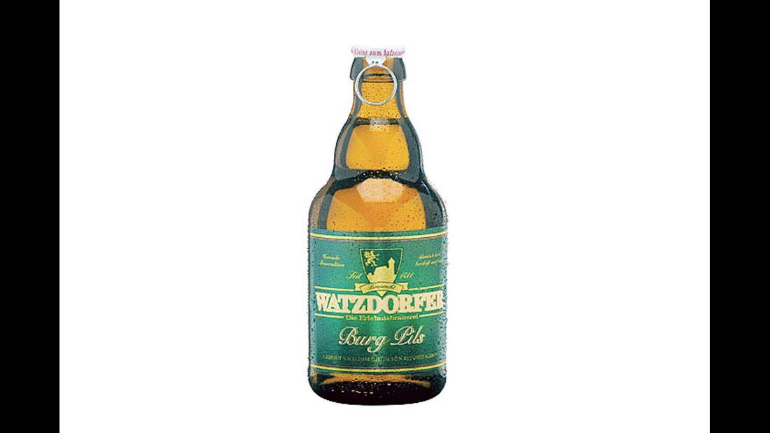 Seit über 600 Jahren wird am Fuß der Burg Greifenstein aus Hochlandgerste Bier hergestellt.