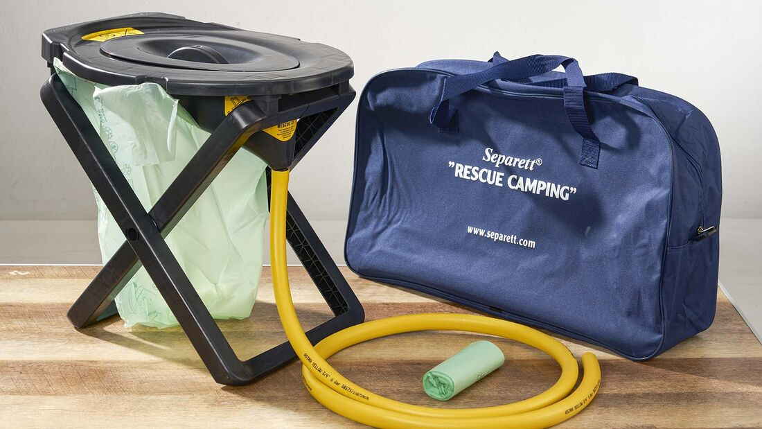 Separett Rescue Camping 25