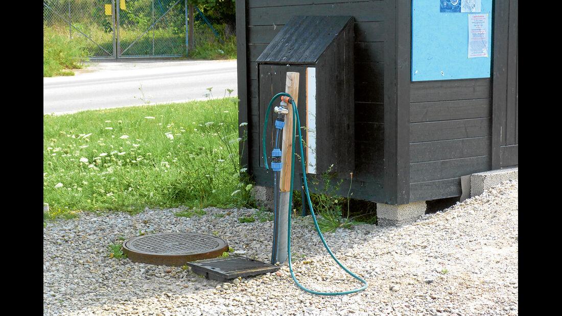 Service-Installation einfach und praktisch in Visby