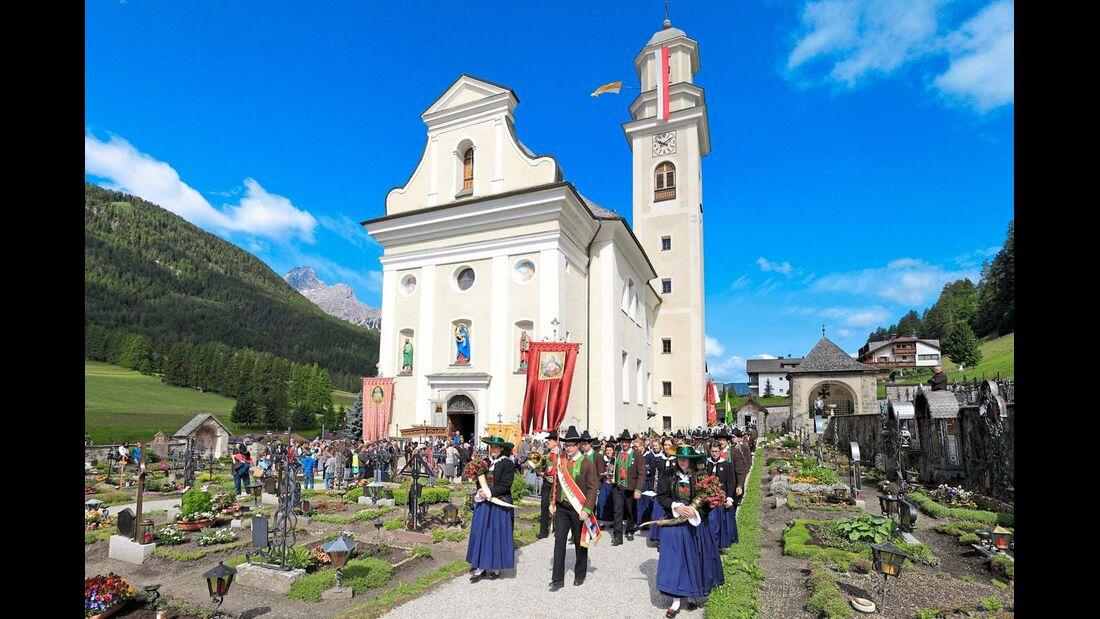 Sexten Kirche