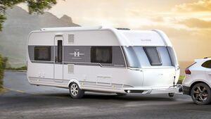 Sieben Baureihen plus noch attraktiver ausgestattete Sondermodelle stellt Hobby auf die Räder.